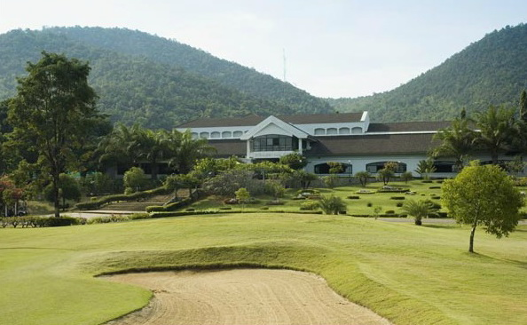 Golf courses in Kanchanaburi Thailand