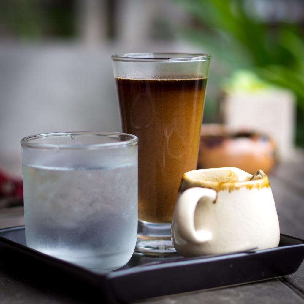 Thai Coffee kafae boran